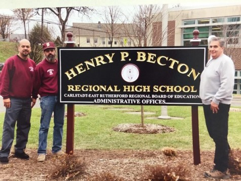 Becton administration continues to beautify school grounds