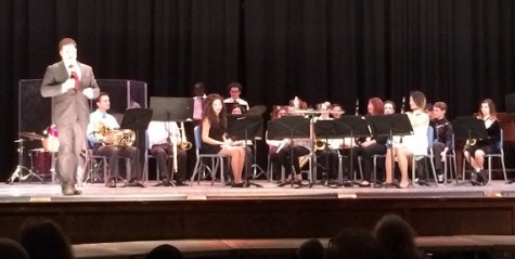 Winter Concert entertains Becton community