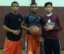 Shmoney Team wins 3 on 3 basketball tournament