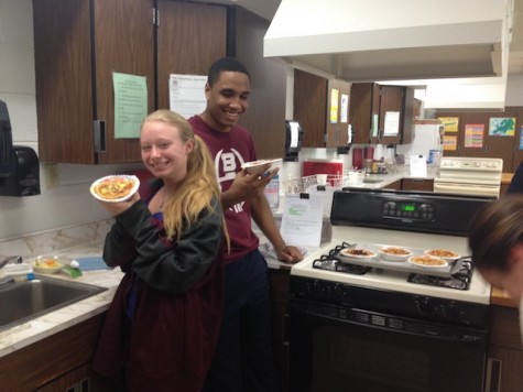 What's cooking in culinary class?