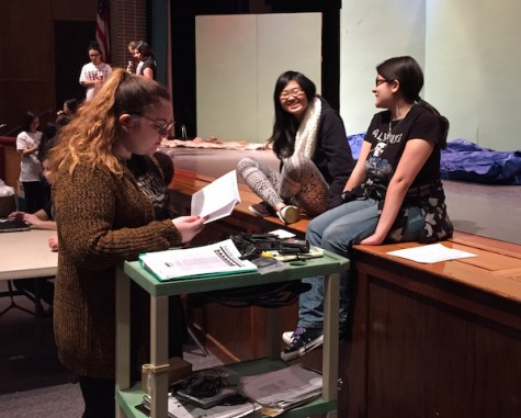 BRHS musical Little Shop of Horrors to debut at end of month
