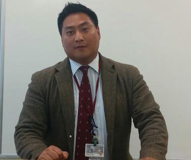 English Teacher Mr. Shin reflects on first year as debate coach