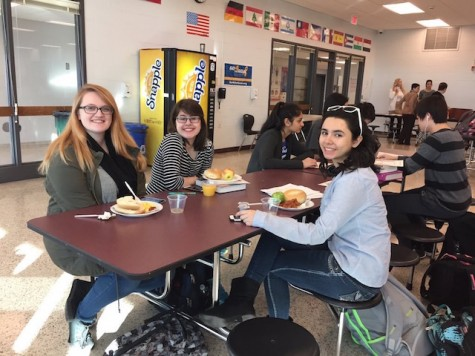 Honor roll breakfast recognizes approximately 35% of student body