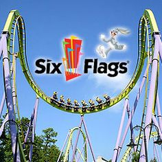 Physics Classes Head to Six Flags for Field Trip