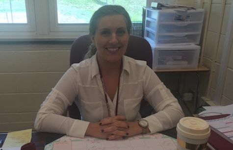 Ms. Prinzo to integrate technology into her English classes