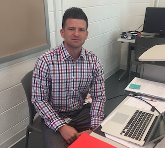 Business Instructor Mr. Siracusa to be new math league adviser