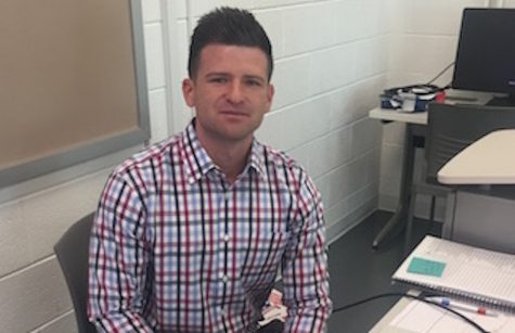 New business teacher to bring real-life experiences to the classroom