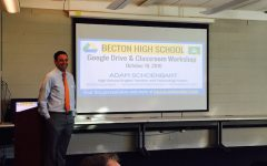 Becton faculty prepares for Level 1 Google Certification