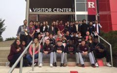 SAT Class Trip to Rutgers University