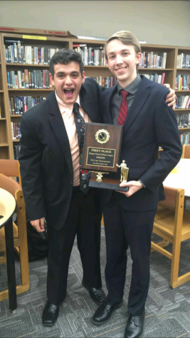 New members & strong wins for Becton Debate