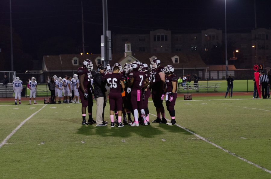 Becton football wraps up season with winning record