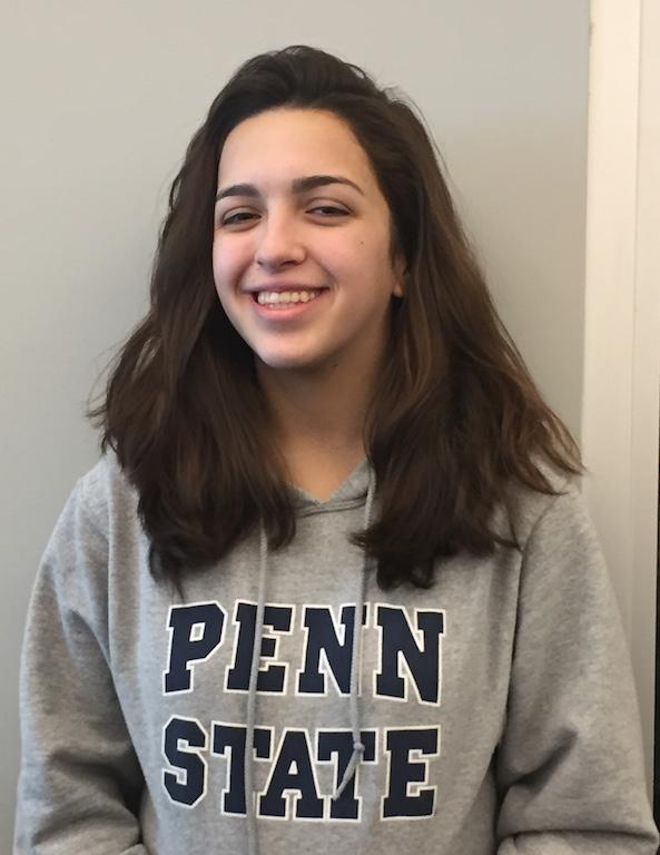 January Student of the Month: Ciara Morin