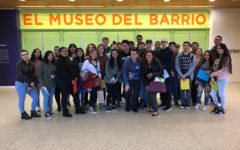 Spanish III Honors class becomes immersed in Latino culture