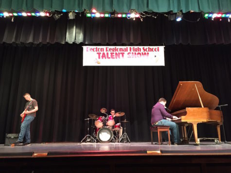 """Becton's Best"" Talent Show puts creativity on display"