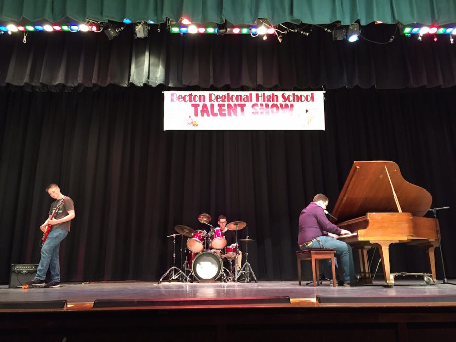 """""""Becton's Best"""" Talent Show puts creativity on display"""