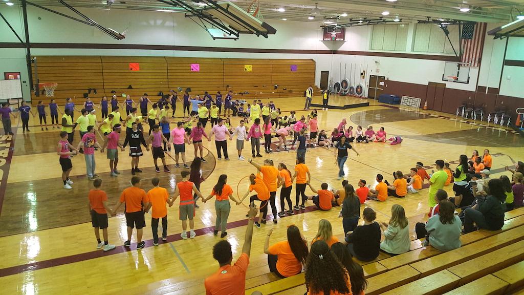 Battle of the Grades Fundraiser