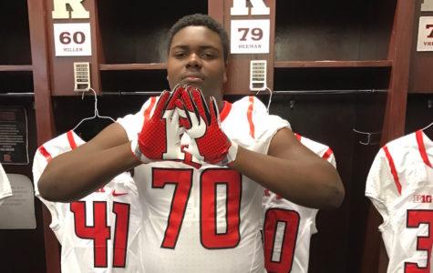Rutgers Football recruits Junior Greg Anderson
