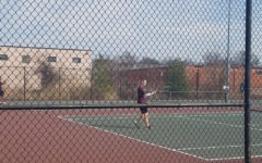 Boys' tennis team 'significantly improves' from last season