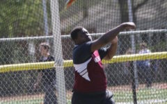 Junior Anderson breaks 1995 school discus record