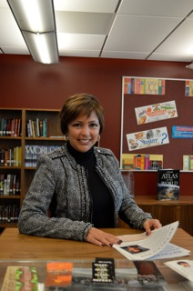 Former Becton Teacher Mrs. Clarke Becomes Superintendent