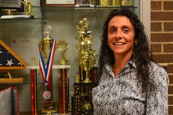 Ms. Giancaspro has been appointed as the new Athletic Director of Becton Regional High School.