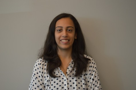 September Student of the Month: Prarthana Rajai