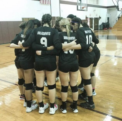 Becton volleyball team walks off court with pride