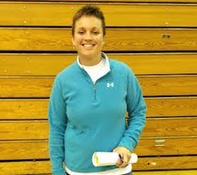 Becton welcomes new girls' basketball coach, Mrs. Bott