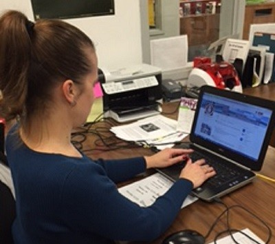 Becton's Twitter feed continues to enhance community outreach