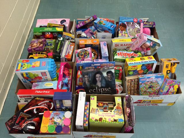 Girls Helping Girls hosts holiday toy drive