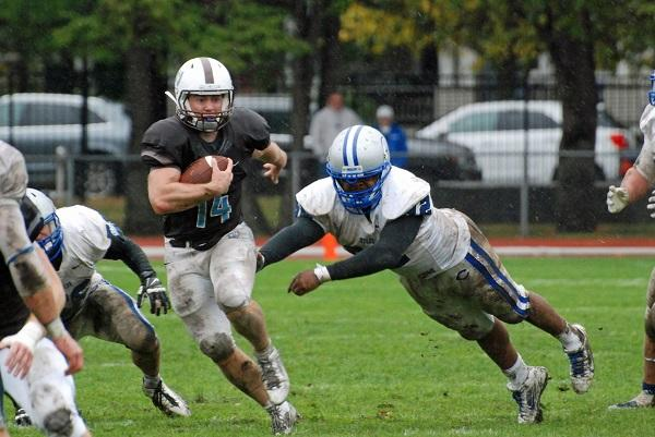 Alumnus Zack Trause earns First Team All ECAC Award, credits Becton Football for his success