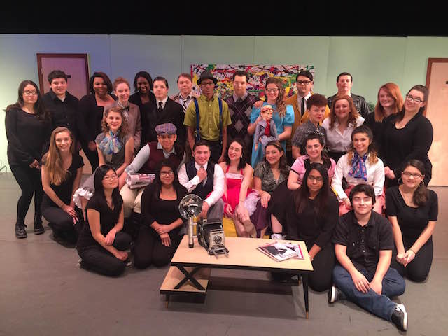 Congratulations to the cast and crew of 'A Tough Act to Follow' on a job well done