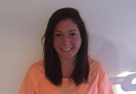 Ms. Sammarone becomes physical education instructor at Becton
