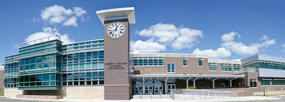 Becton Regional High School has been recognized as one of the top 100 school districts in the state of New Jersey.