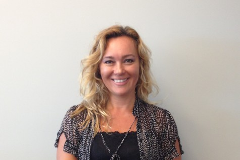Ms. Pantikova joins Becton's Career and Technology Dept.