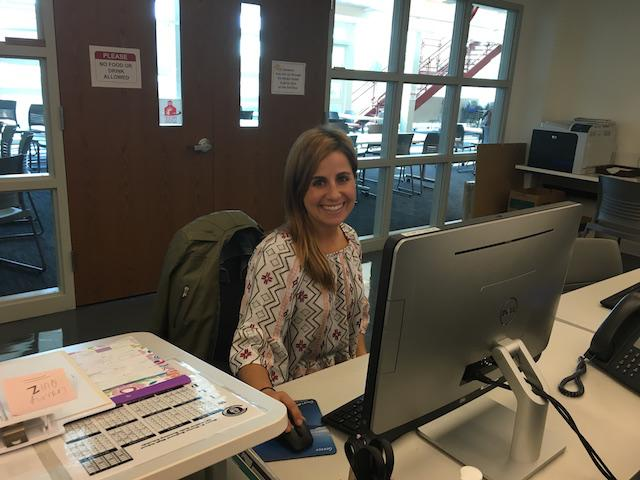 Career and Technology Education Teacher Ms. Annitti is preparing to design an internship program website.