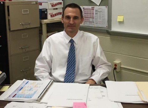 Mr. Hawkins to act as maternity leave substitute until April 2016