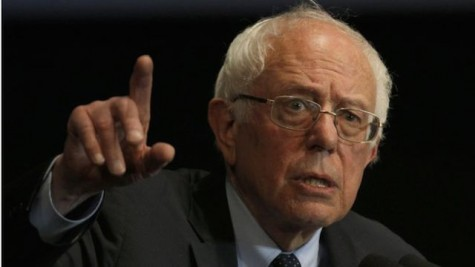Presidential candidate Bernie Sanders getting mixed reviews about socialist democratic views