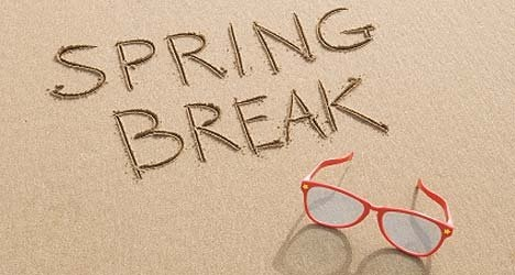 Becton Students Reflect on Spring Break
