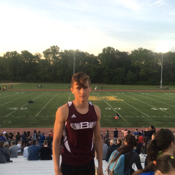 Becton's June Student of the Month: Michael Cabrera