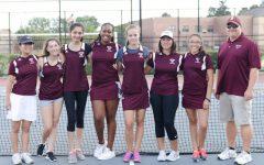 Coach Kuhns proud of girls' tennis individual, team performances