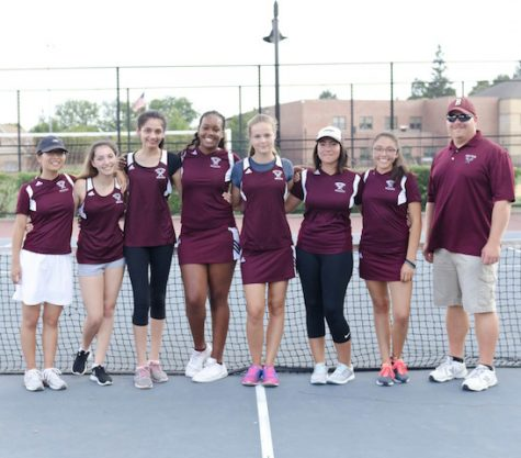 Coach Kuhns proud of girls' tennis individual, team performances