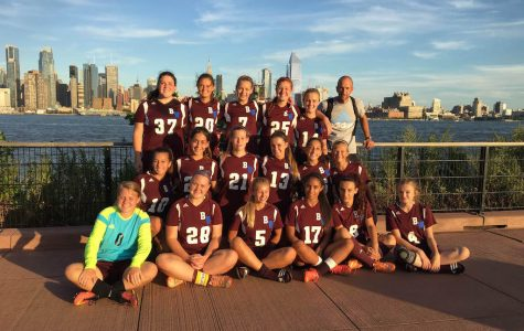 Becton Girls' Soccer starts off on the right foot