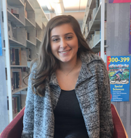 October Student of the Month: Anna Dato