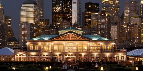 The Becton Prom will take place at the Liberty House Restaurant in Jersey City.