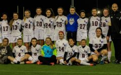 Girls' soccer team wins NJIC Meadowlands Conference; earns first soccer banner