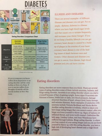 cause of anorexia and other eating disorders