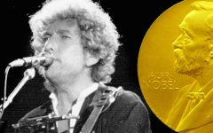 First musician, Bob Dylan, awarded Nobel Prize for Literature