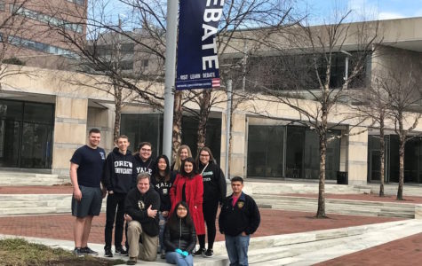 The Becton Debate Team passed eight bills at this year's Penn Model Congress.