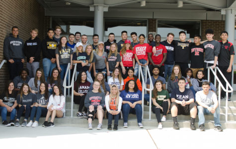 The Class of 2017 celebrated College Decision Day on May 5.